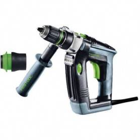 Festool - 768937 - Taladro de percusión PD 20/4 E FFP-Plus QUADRILL - 1
