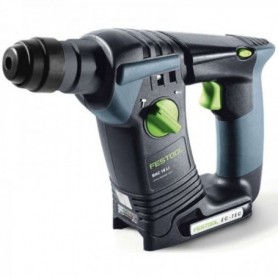 Festool - 574723 -  Martillo perforador a batería BHC 18 Li-Basic - 1