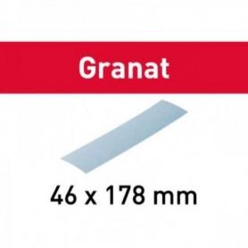 Festool - 204278 -  Hoja de lijar STF 46X178 P120 GR/10 - 1