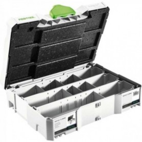 Festool - 203176 -  SYSTAINER T-LOC SORT-SYS1TL DOMINO - 1