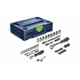 Festool - 577134 -  Set de carraca SYS3 M 112 RA - 1