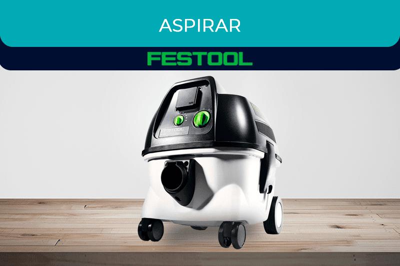 Máquinas para aspirar Festool
