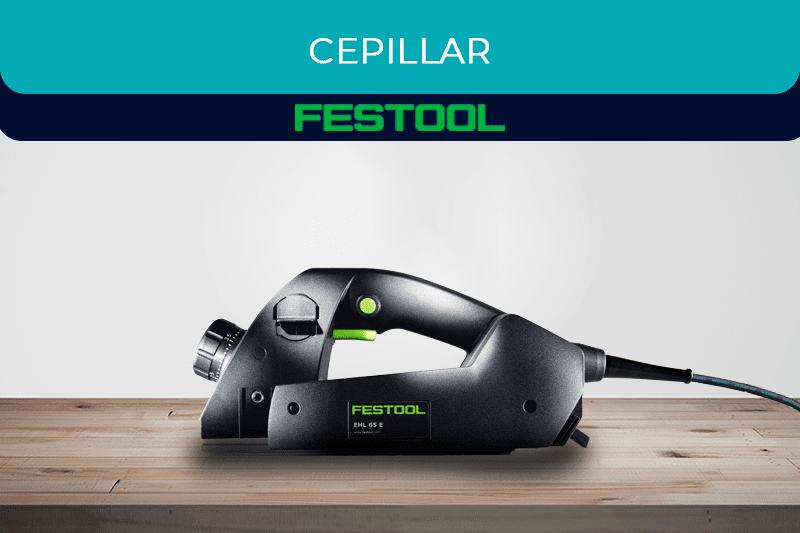 Máquinas para cepillar Festool