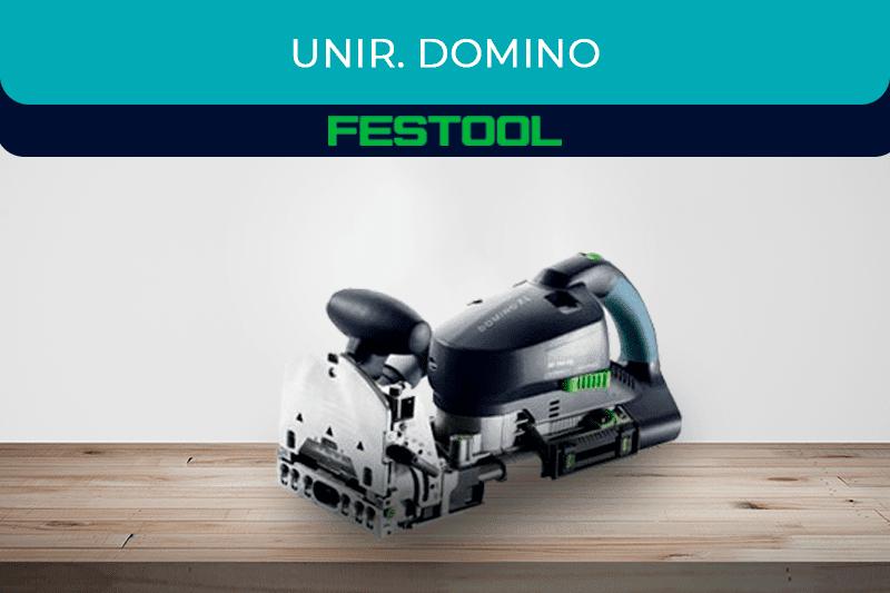 Sistema de unir DOMINO Festool